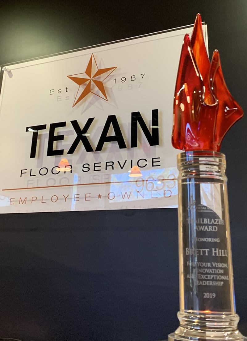Texan Floor ACRP Trailblazer
